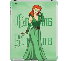 Ivy Tyrell - Game of Heroes  iPad Case/Skin