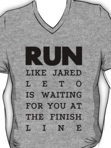 RUN - Jared Leto T-Shirt