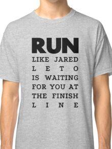 RUN - Jared Leto Classic T-Shirt