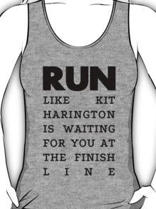 RUN - Kit Harington T-Shirt
