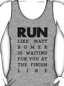 RUN - Matt Bomer T-Shirt