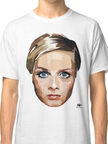 Twiggy - Icon Collection Classic T-Shirt