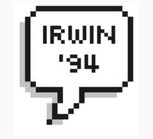 Irwin '94 - 5SOS Speech Bubble by Sophia AL Farrant