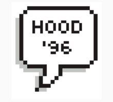 Hood '96 - 5SOS Speech Bubble Kids Clothes