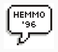 Hemmo '96 - 5SOS Speech Bubble Kids Clothes
