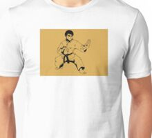Karate Ink Drawing (Old look) Martial Art Unisex T-Shirt