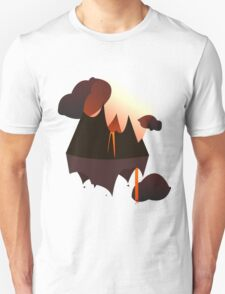 Mordor in the Sky T-Shirt