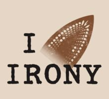 I iron irony by digerati
