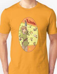 Legend of Zelda: Link time Unisex T-Shirt