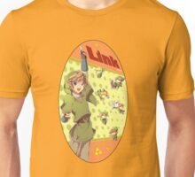 Legend of Zelda: Link time Unisex T-Shirt