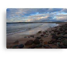 Golden Strand, Achill Island. Canvas Print