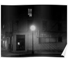 Midnight in Noirsville Poster