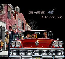 B-58 Buick  by Mike Pesseackey (crimsontideguy)
