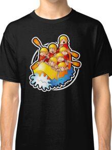 89. Raft colour Classic T-Shirt