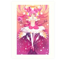 the salvation witch who was merciful Art Print
