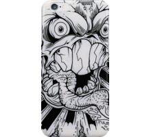 EYE-SCREAM iPhone Case/Skin