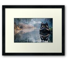 The Quiet Life Framed Print
