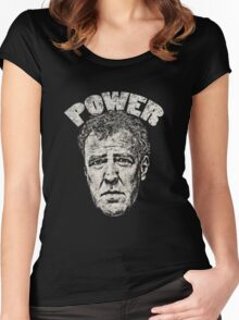 Jeremy Clarkson Women's Fitted Scoop T-Shirt