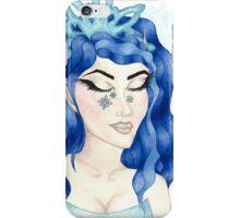 December - Elf - Snowflake - Princess - Snow iPhone Case/Skin