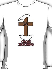 Cross-Hatching T-Shirt