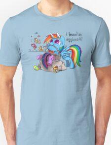 Easter Egghead Unisex T-Shirt