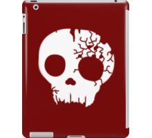 Fractured Skull Logo iPad Case/Skin