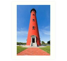 Ponce de Leon Inlet Lighthouse Art Print