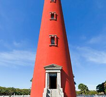 Ponce de Leon Inlet Lighthouse by Kenneth Keifer