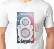 Twin Lens Reflex Camera _ Photography Addicted Unisex T-Shirt