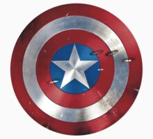 Captain America Shield  by BobbyMcG