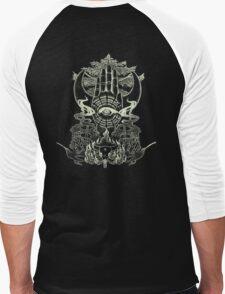 Healing Hand Men's Baseball ¾ T-Shirt