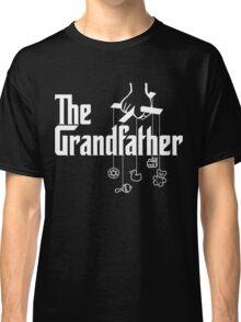 The Grandfather - Mafia Movie Style Grandpas! Classic T-Shirt