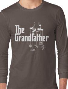 The Grandfather - Mafia Movie Style Grandpas! Long Sleeve T-Shirt