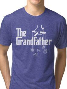 The Grandfather - Mafia Movie Style Grandpas! Tri-blend T-Shirt