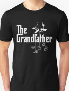 The Grandfather - Mafia Movie Style Grandpas! Unisex T-Shirt