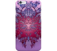 Abstract symetry plastified iPhone Case/Skin