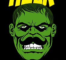 Hulk Stache by JoeConde