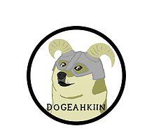 Dogeahkiin/Dovahkiin Skyrim Phone Case by TheOCDninja