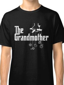 The Grandmother - Mafia Movie Spoof Classic T-Shirt