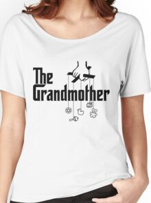 The Grandmother - Mafia Movie Spoof Women's Relaxed Fit T-Shirt