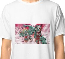 Zombie Run!! Classic T-Shirt