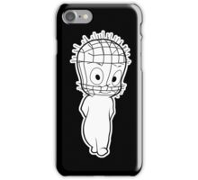 The Unfriendly Ghost iPhone Case/Skin