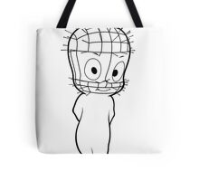 The Unfriendly Ghost Tote Bag