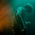Anton Newcombe by Charlie Kinross