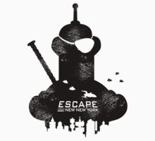 Escape From NNY by Eric Hitt
