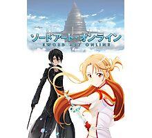 Sword Art Online Poster Photographic Print