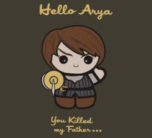 Hello Arya by Samiel