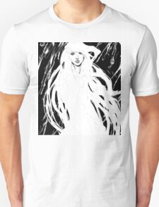 Girl In The Storm Unisex T-Shirt