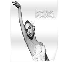 Black Swan Kobe  Poster