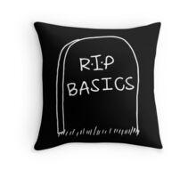 Rip basics Throw Pillow